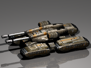 Komodo tank
