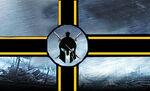 Spartan Brotherhood Flag