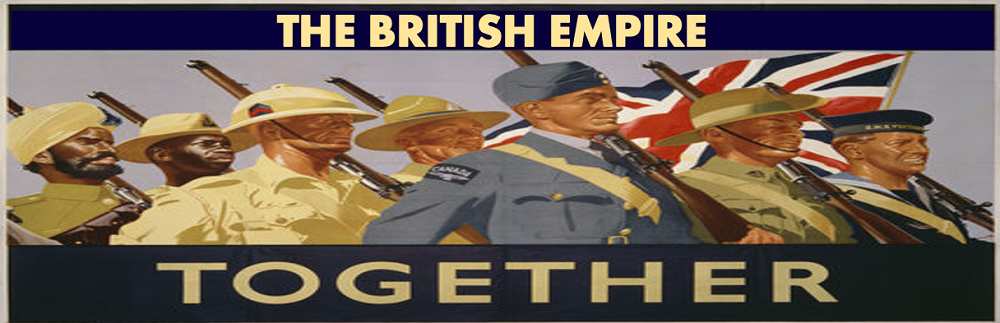 The brit empire