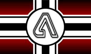Atlas Confederacy Flag