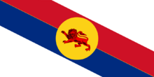 North Borneo Federation Flag