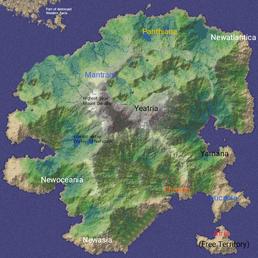 Mapofeastetharia