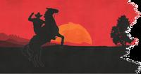 Rough Riders Flag
