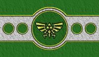 Kingdom of Hyrule Flag