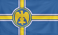 The Kingdom of Sweden Flag
