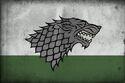 House Stark Second Flag