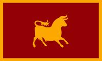 Caesar's Legion Flag