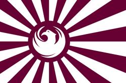 Phoenixia Flag
