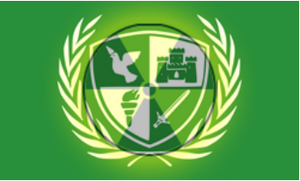 Green Protection Agency Nuclear Flag