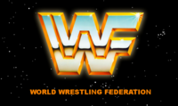 World Wrestling Federation Flag