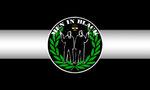 Men in Black Flag