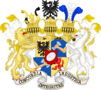 Rothschild Family Flag