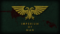 Imperium of Man Flag