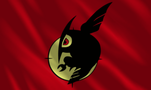 Night Raid Flag