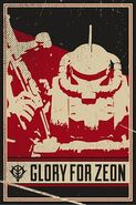 Principality of Zeon Poster