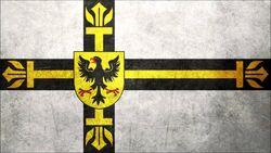 Teutonic Order Flag