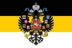 Tsardom of Russia Flag