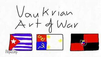 Vaukrian Warfare