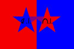United Cities of Happy City Flag