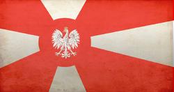 Polish Empire Flag