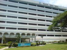Singapore General Hospital Facade