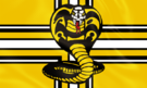 Cobra Kai Dojo Flag