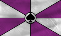 Empire of Spades Flag