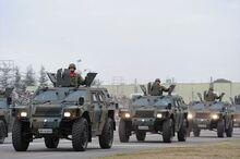 13 01 018 R 自衛隊記念日 観閲式(Parade of Self-Defense Force) 30