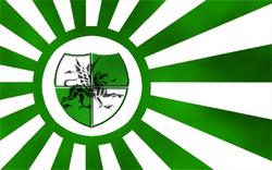 Viridian Entente Flag