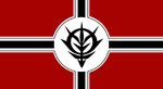 Principality of Zeon Flag