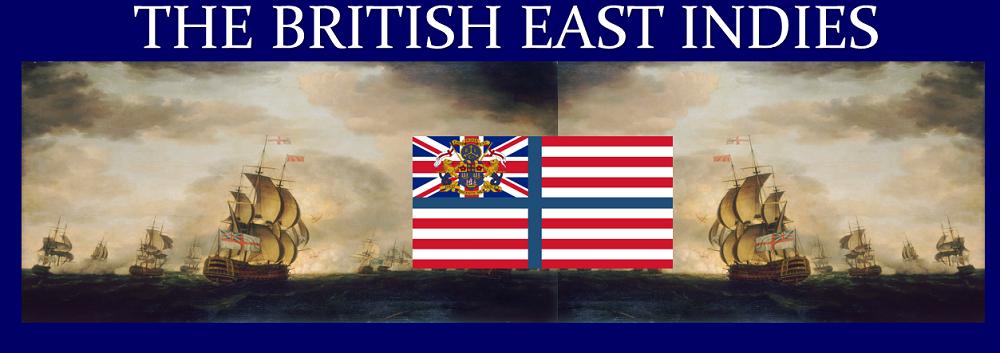 The British East Indies recruitment Poster