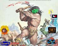 Buorhann the Barbarian