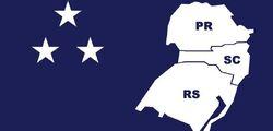 Republica dos Pampas Flag