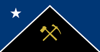 The Coal Mines Flag