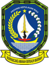 Coat of arms of Riau Islands