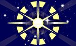 The Light Federation Flag
