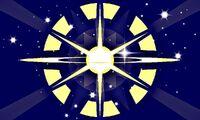 The Light Federation Flag