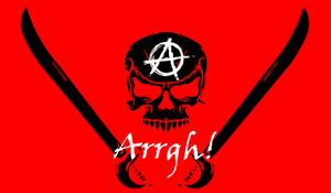 Arrgh Red Flag