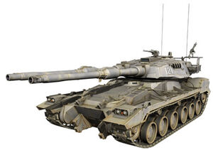 T-31 tank