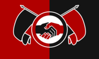 The Revolutionary Front Flag