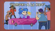 Hamster A La Kart title card
