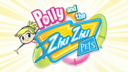 Polly and the Zhu Zhu Pets title card