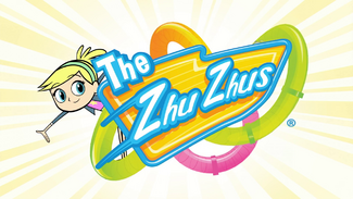 The ZhuZhus title card