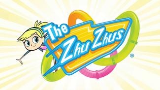 The ZhuZhus title card