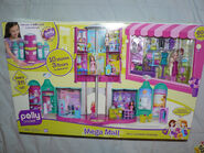 Polly Pocket Fab-Tastic Mega Mall