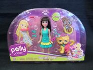 Polly Pocket Sparklin' Pets Dress Up Crissy