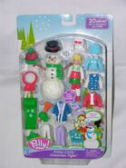 Polly Pocket Snow Cool Snowman Styles