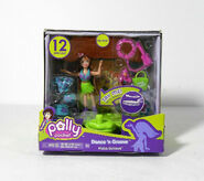 Polly Pocket Dance 'n Groove Hula-licious Kerstie