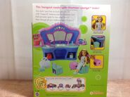 Polly Pocket Club Groove Glamour Lounge Lea Back