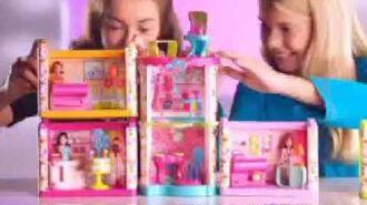 Polly Pocket Designables Sets Commercial (2008)